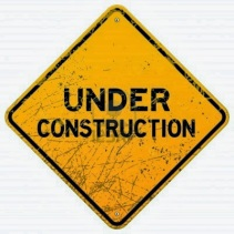 under construction sign const
