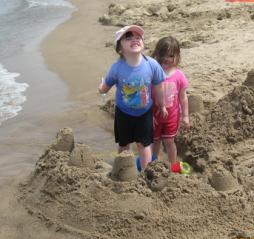 Two Castle Builders