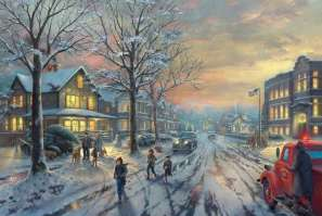 font-b-thomas-b-font-kinkade-oil-painting-art-printing-on-the-canvas-home-wall2222