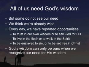 his_wisdom