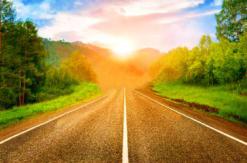 sunny_road